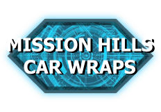 Mission Hills Car Wraps Logo